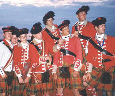 Olde 78th Fraser Highlanders